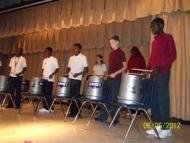 Bucket Drumming Ensemble