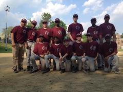 C-W Boys Baseball 2013