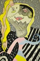 Picasso-Inspired Self Portrait