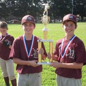 2014 Baseball Trophy